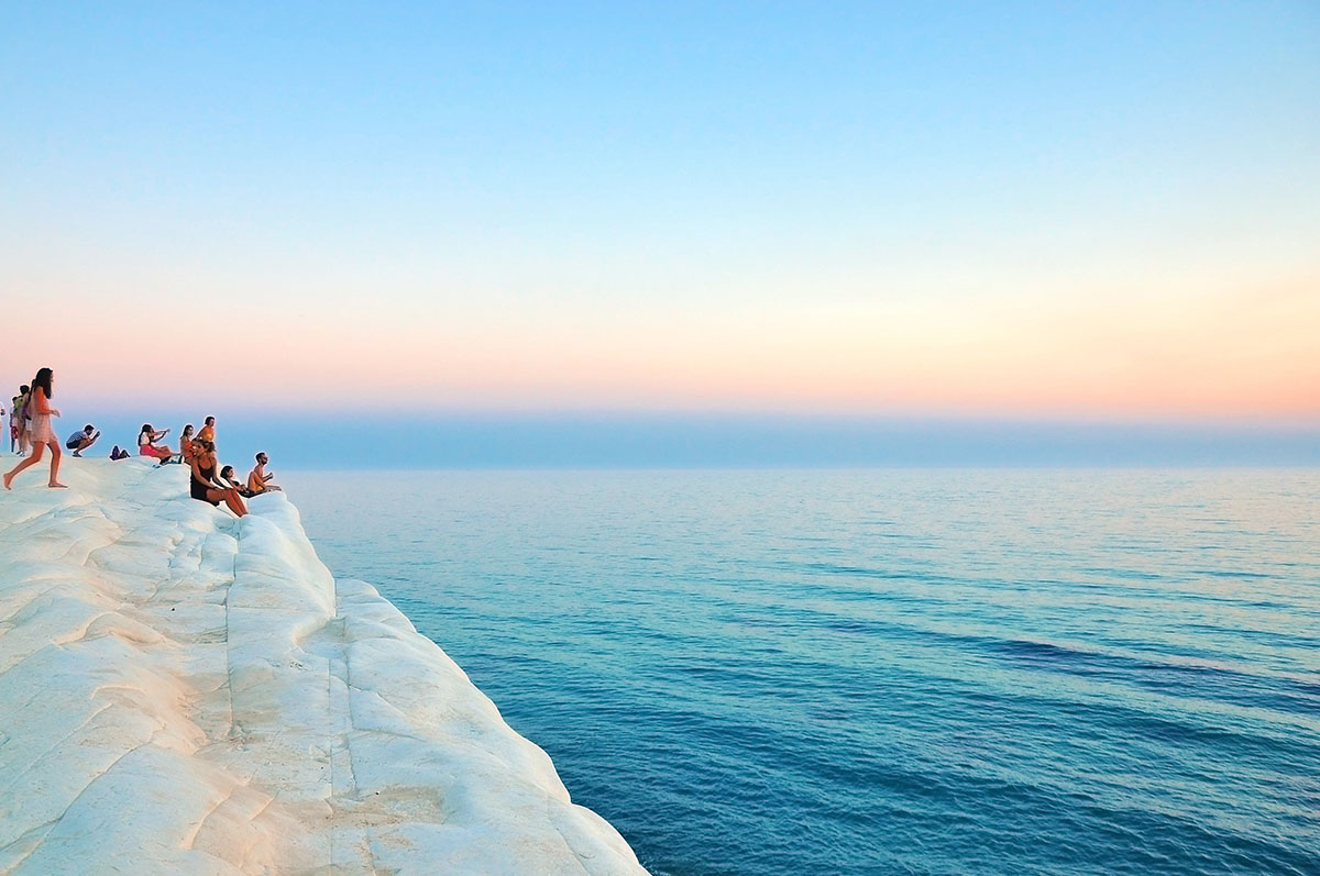 June: Sicily