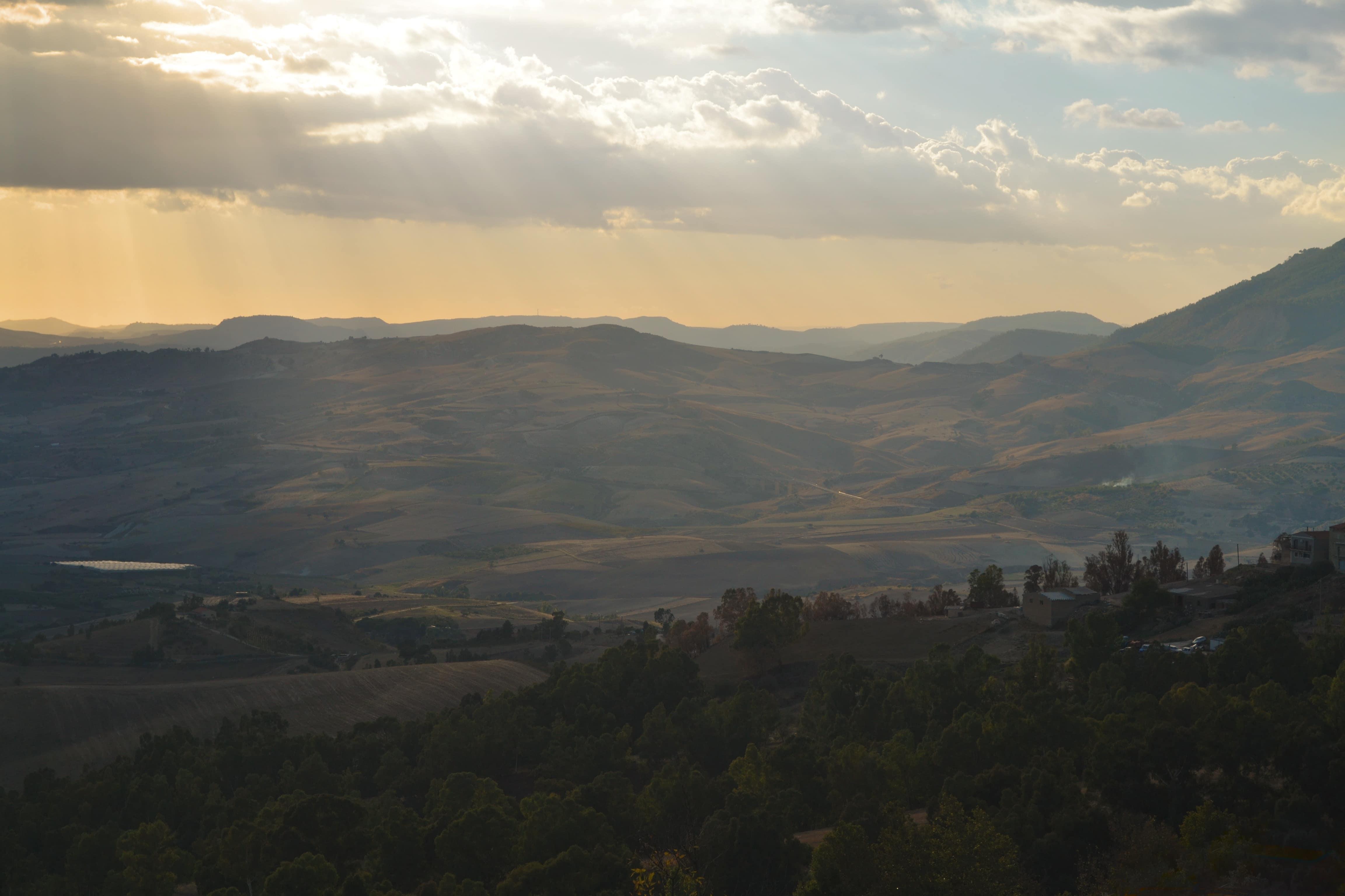 February: Sicily