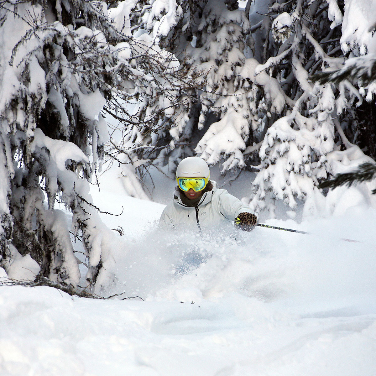 Skiing In The Valle d'Aosta